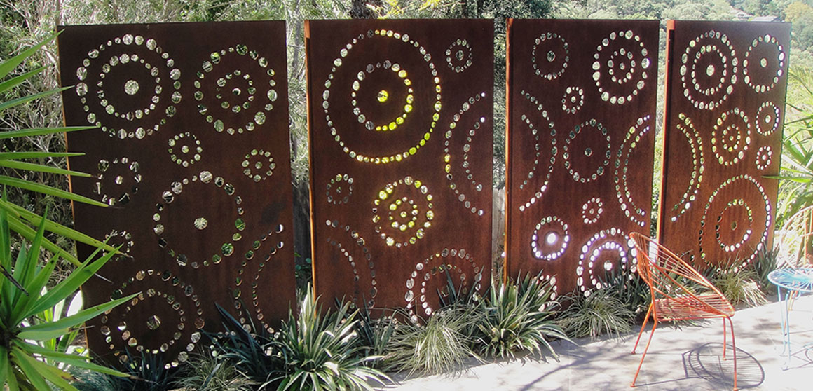 Urban Design Systems   Laser Cut Metal Fencing, Decorative Screens